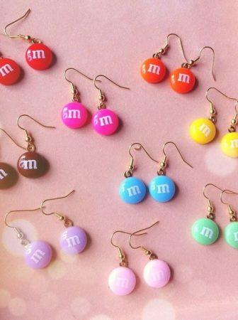 M&M Earrings
