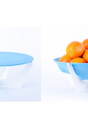 Stretchy Bowl, la fruttiera elastica