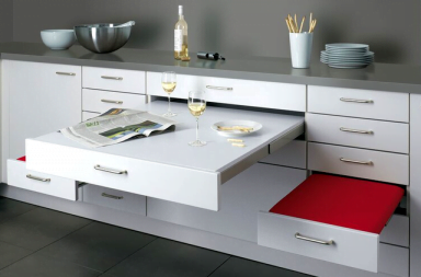Pull Out Dining Alno