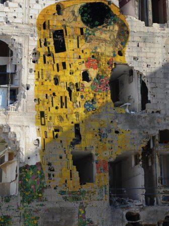 L'arte di Tammam Azzam