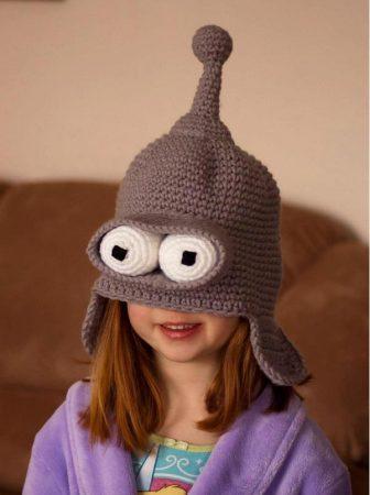 Cappello di Bender di Futurama