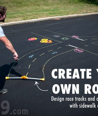 Chalk City Road Maker