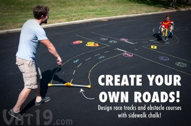Chalk City Road Maker
