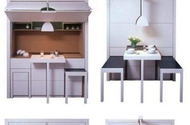 Compact Kitchen di Ilja Oelschlägel