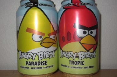 Angry Birds Soda