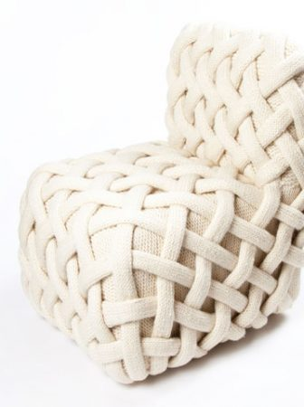 Sedie in lana di O' Brien