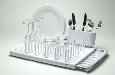 Scolapiatti compatto Mechanical Dish Rack