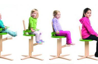 Froc, La sedia che cresce