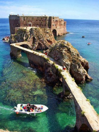 Fort de Saint John the Baptist – Isole Berlengas – Portogallo