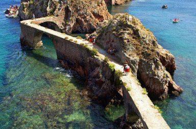 Fort de Saint John the Baptist – Isole Berlengas – Portogallo
