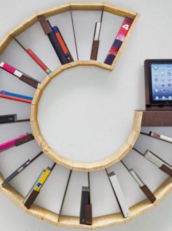 Racconto Plurale Bookcase