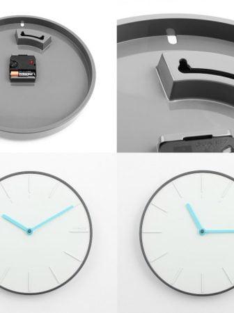 Ambigu Wall Clock