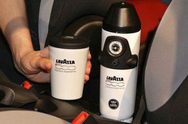 FIAT 500L & Lavazza