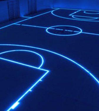 Glassfloor ASB, il LED per il calcetto