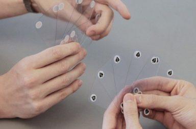 Transparent playing cards MUJI