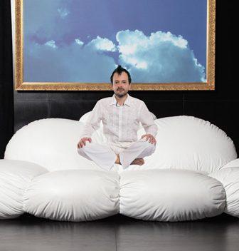 Cirrus, il divano nuvola