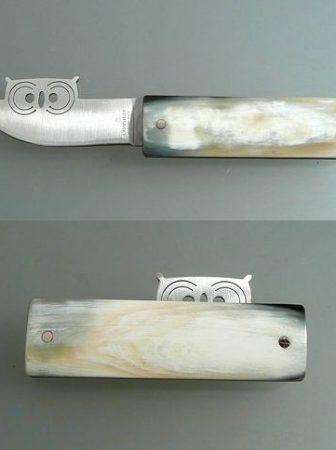 Happyblades Owl Knife