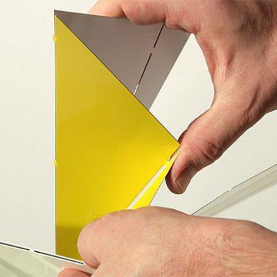 Origami Table Lamp di Mirco Kirsch - Design Miss