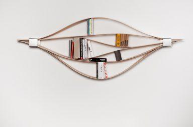 Chuck: Flexible Bookshelf