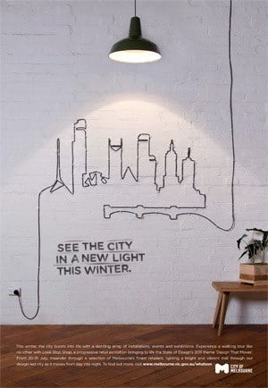 Adv Melbourne: See the city in a new light this winter