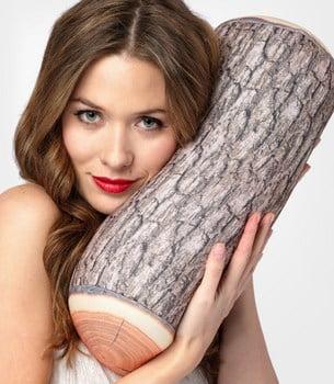 Log Pillow