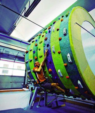 Rotor Climblock
