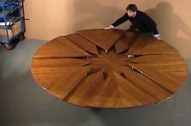 The Fletcher Capstan Table