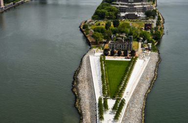 Four Freedoms Park, New York