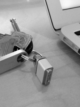 MagSafe Adapter Key Ring