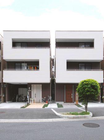 Number House By Matsunami Mitsutomo