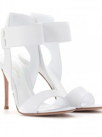 Nappa Leather Sandals by Gianvito Rossi