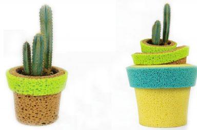 InVaso: Sponge Vase