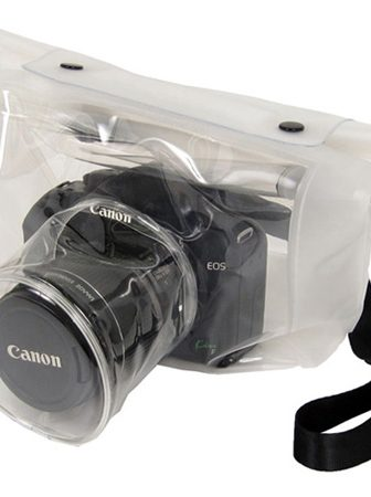 Transparent DSRL Camera Bag