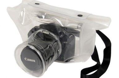 Transparent DSRL Camera Bag