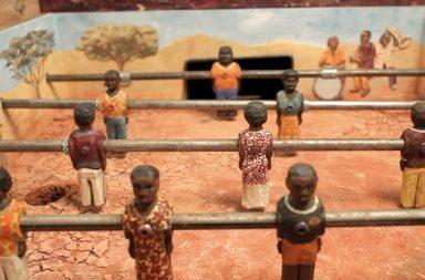 Afrika Kicker: project for solidarity