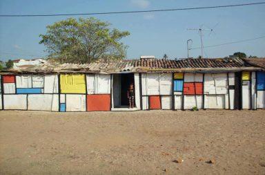 Favelas by Mondrian