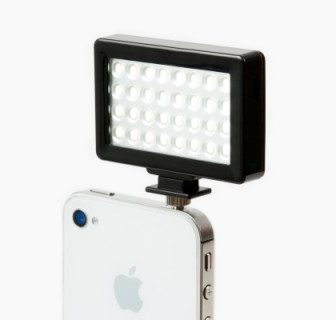 The Pocket Spotlight iPhone