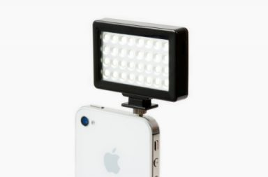 The Pocket Spotlight iPhone