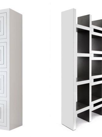 Libreria modulare REK