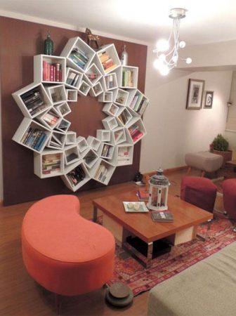 Mandala Bookshelf