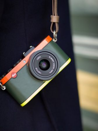 Leica Special Edition Paul Smith 3990
