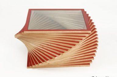 Quadex Table by Jason Heap