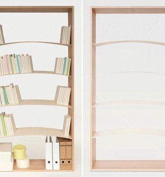 Bookshelf' by A'postrophe Design