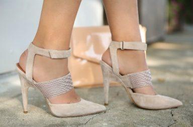 Brielle Ankle Strap Sandal by Sigerson Morrison