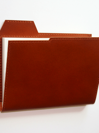 Folderfolder Notebook Cover
