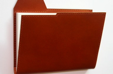 Folderfolder Notebook Cover