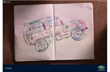 Adv Passport Land Rover