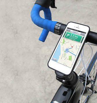 Quad Lock iPhone Bike mount