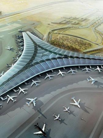 Project: Kuwait International Airport