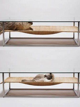 Cat hammock & Coffe table